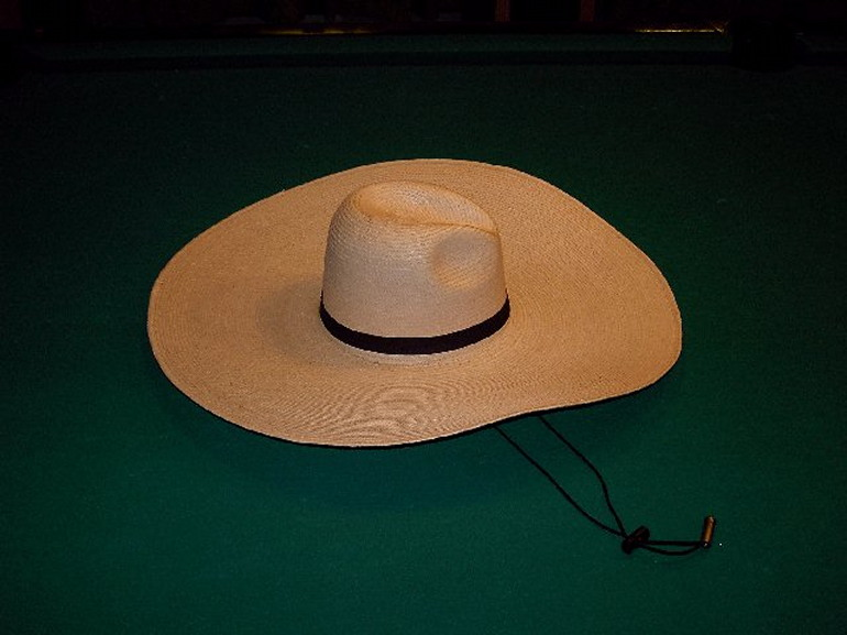 Ten Gallon Western Fiesta Dance Party Open Range Rodeo Cowboy Sombrero ... 10 Gallon Cowboy Hat Front